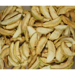 Pommes séchées, tranches -...