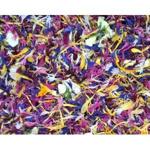 Fleurs pour salade - 10g