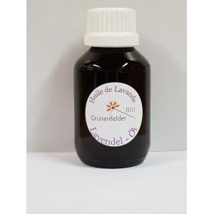 Lavendel-Öl 100ml (Öl-Auszug)